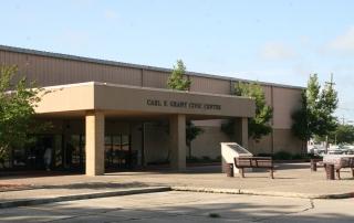Carl F. Grant Civic Center