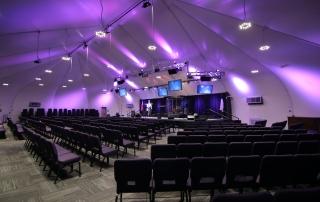 Christ Community Church Lighting