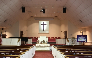 Fellowship Baptist Church - Central