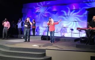 Fellowship Church Stage Performance