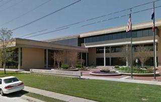 Iberville Parish Courthouse