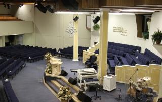 Interdenominational Faith Assembly