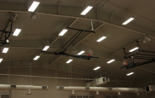 Live Oak High School Gym