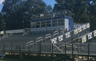 Live Oak Junior High School Football Stadium