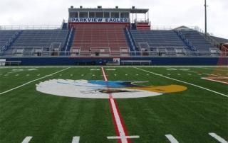 Parkview Baptist Football Stadium
