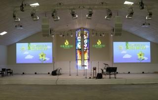Renew Church Reconstruction