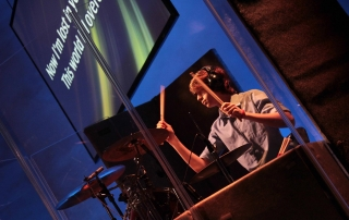 Victory Harvest Church Drummer