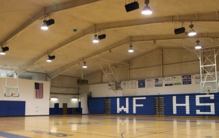 West Feliciana High School Gym