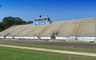 West Feliciana High School Football Stadium