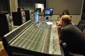 Healing Place Church: Audio Board