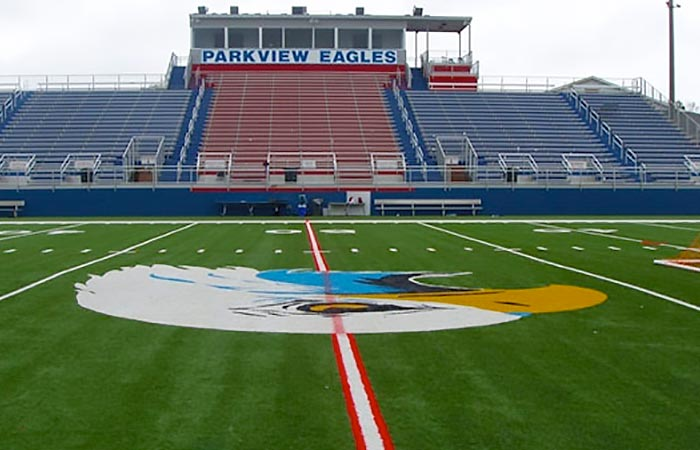 Parkview Baptist Football Field: Indoor/Outdoor Venues