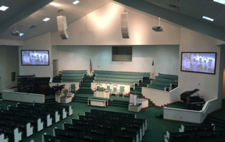 First Community Antioch Baptist Church