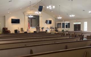 Walker Pentecostal Church