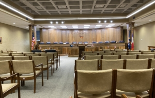 Iberville Parish Council Room